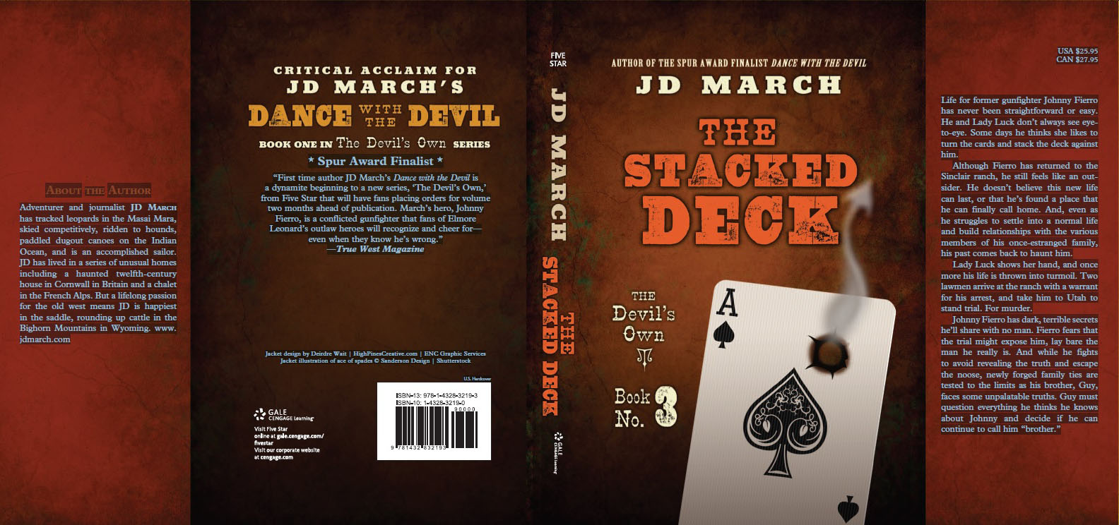 Stacked Deck Full Cover